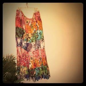 Dresses & Skirts - Boho chic skirt